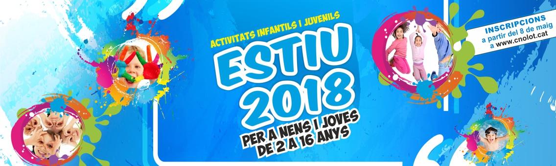 activitats estiu 2018