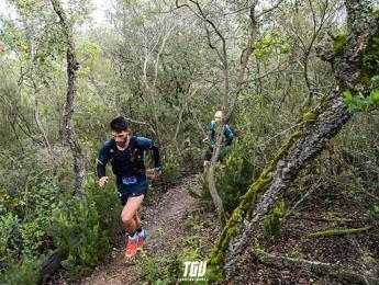 Blai Roca participa en la 9a edició de la trail Transgavarres