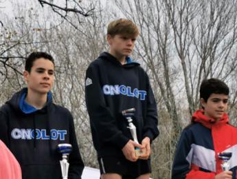 5 trofeus i 8 medalles dels atletes del Club Natació Olot al 19è Cros de Salt