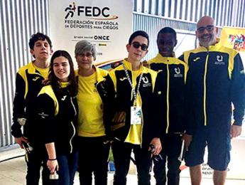 Pere Ribes queda 6è d'Espanya en els Campionats AXA de Promeses Paralímpiques de natació