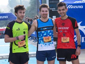 Pol Espinosa es proclama campió de la Montserrat Skyrace batent el rècord de la prova
