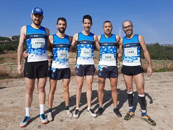 El Club Natació Olot participa en una nova edició del tercer cros més antic de Catalunya a Mataró