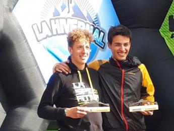 Isaac Barti es proclama guanyador de la Hivernal de Campdevànol en la prova de 21 km de distància