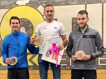 """Jordi Roura guanyador de la 6a cursa de muntanya """"La nocturna despertaferro"""" a Bascàra"""