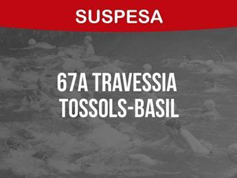 Suspesa la 67a Travessia Tossols-Basil per les afectacions de la COVID-19