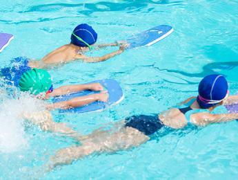 Aquest octubre comencen els cursets de natació per a la mainada al Club Natació Olot