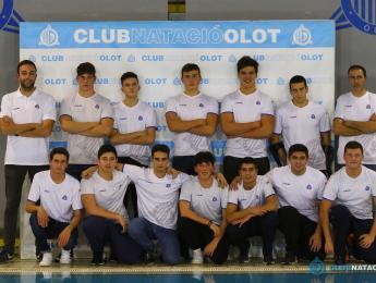 Els cadets de waterpolo milloren però no poden contra el Premià