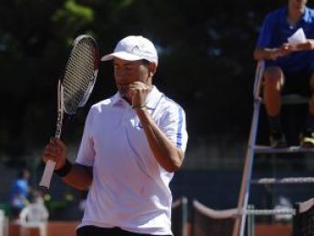 Xavier Prat, nou campió de Catalunya de tennis +40