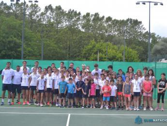 Fotos Festa Fi de Curs Escola de Tennis