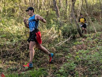 """Andreu Senis a la marató de muntanya """"Romànic Extrem"""""""
