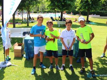 Circuit Juvenil de tennis del CNO