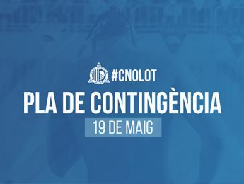 Pla de contingència COVID-19 del Club Natació Olot