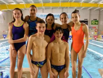 7 alevins del CNO competeixen aquest cap de setmana en el Campionat de Catalunya d