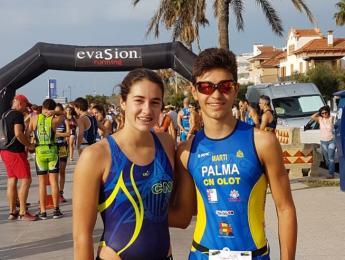 Clara Aulinas campiona i Martí Palma 3r en el Campionat de Catalunya per grups d