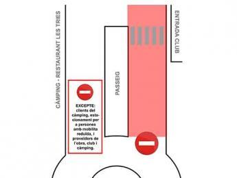 Afectacions Avinguda Pere Badosa a partir del 20 de maig