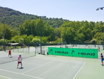 Una jornada de Tennis i Pàdel rodona