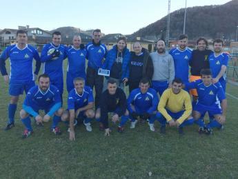El futbol veterà del CN Olot s