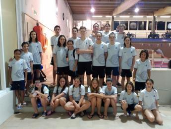 Els alevins de natació del CNO participen en la 3a jornada de lliga a Riembau