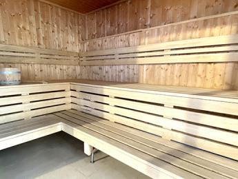 Obertura de la sauna amb cita prèvia a partir del 27 de setembre