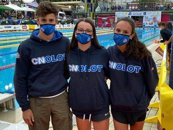 Els nedadors del CN Olot tanquen la temporada esportiva participant en el Campionat d'Espanya Absolut-Júnior amb uns grans resultats