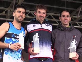 Tercer lloc per Blai Roca a la cursa de 16 km pel Cor de la Fageda