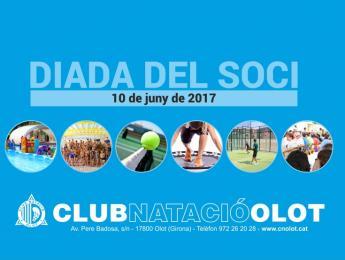 Arriba la Diada del Soci 2017, reserva