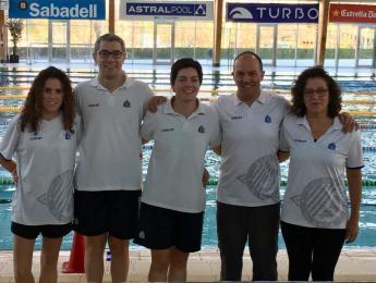 5 màsters del CN Olot al Trofeu de Fons i Estils a Sabadell