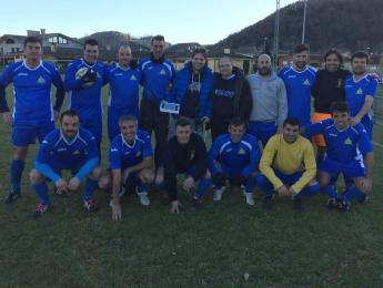 El CNO guanya per 4 a 1 al Santjoanenc CF en la lligueta de futbol veterà