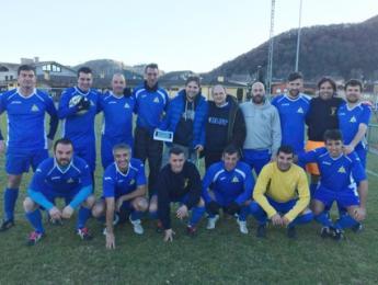 Cinquè partit de lliga i cinquena victòria pel futbol veterà del CNO