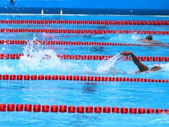 L'equip màster participa al 6è Trofeu Open Swimfaster a Salt amb una 4a posició de Núria Barberí