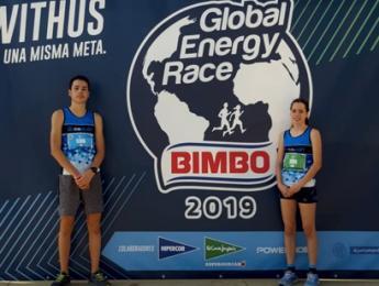 El germans Roig a la Global Energy Race