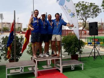 Marià Padrosa medalla d