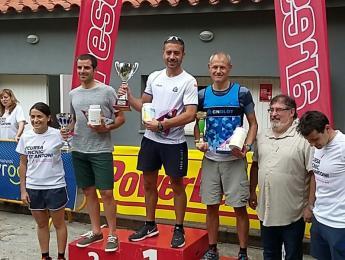 Jordi Roura i Pep Roura ocupen la 1a i la 3a plaça de la classificació absoluta en la 5a Cursa del Pícnic Sant Antoni