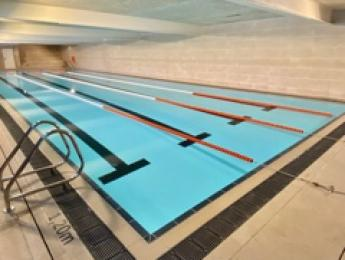 Obertura de la piscina d