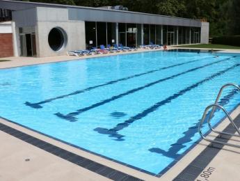 Nou horari piscina exterior