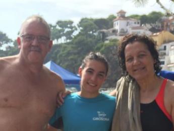 3 nedadors del CNO a la tradicional Radikal MarBrava
