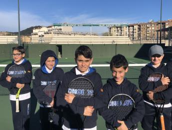 Una victòria, una derrota i un empat a la lliga Catalana Juvenil de tennis