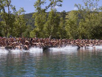 18 nedadors del CNO inscrits en la Travessia de l
