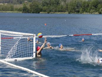 Els cadets de Waterpolo guanyen la 1a Copa Girona i el Campionat Provincial